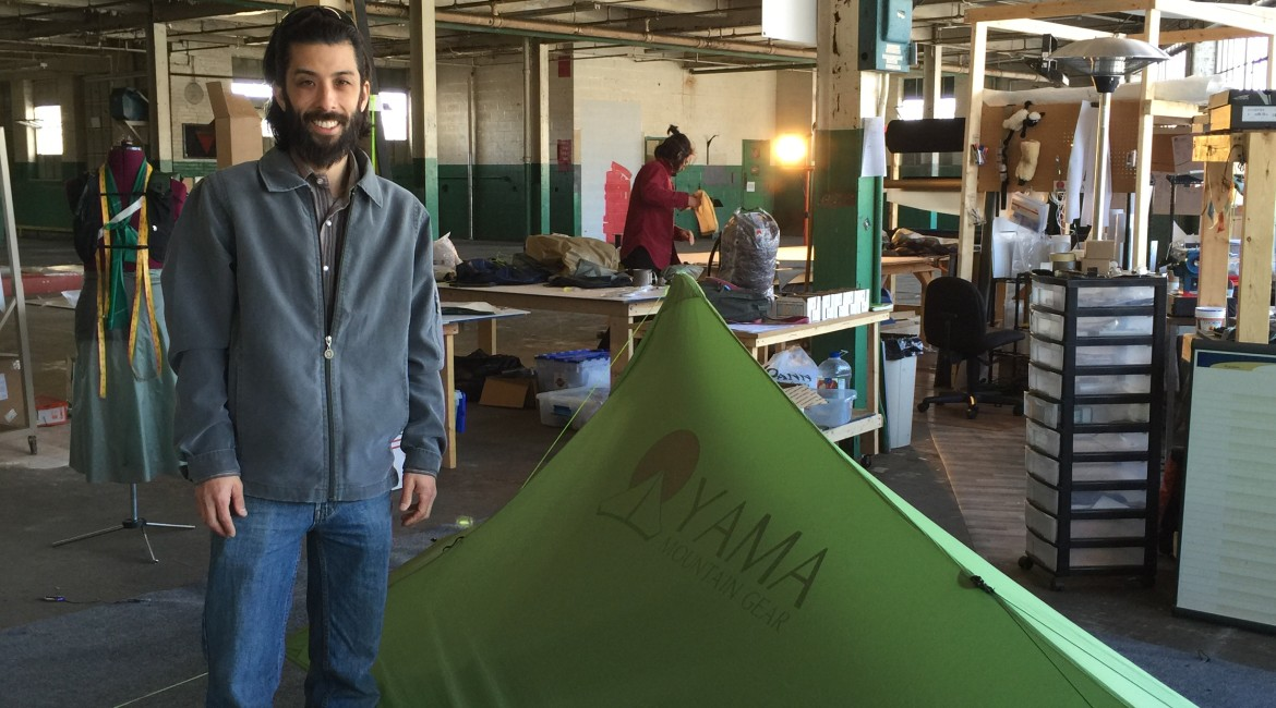 Yama Mountain Gear finds the perfect trail home in Waynesboro