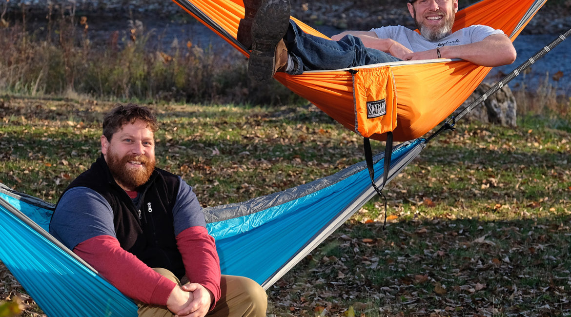 A Formula for Fun: Start-up energy meets a love of place with Skylark Hammocks