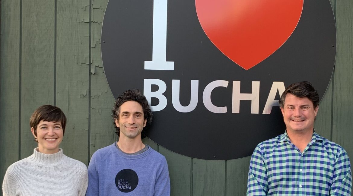 Something Special is Brewing at Blue Ridge Bucha